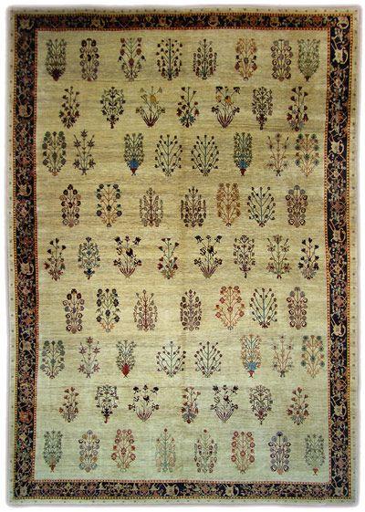 ENORMOUS Persian Luribaft Gabbeh Rug - $60,000 on sale for $51,000. O_O