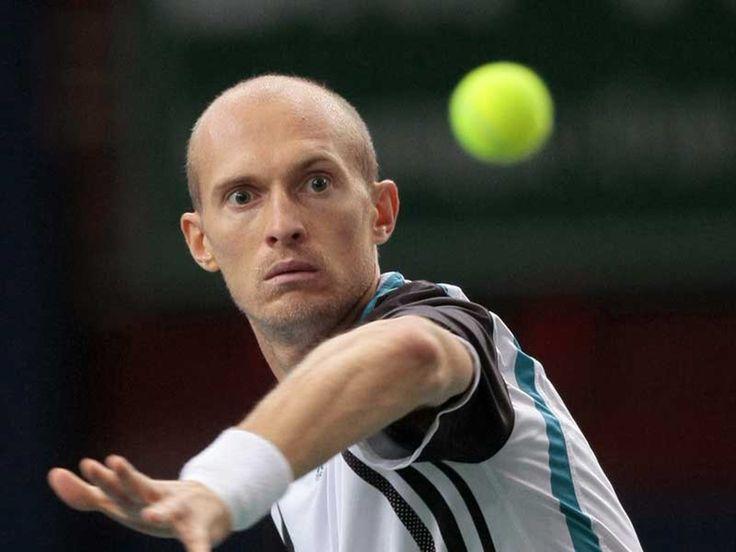 Nikolay Davydenko (Russia) - 2008 French Open
