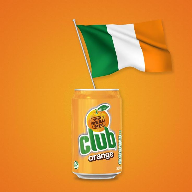 Ireland's favorite for a reason - Club's distinctive juicy 'bits' and refreshing taste are not to be missed - now available in USA!