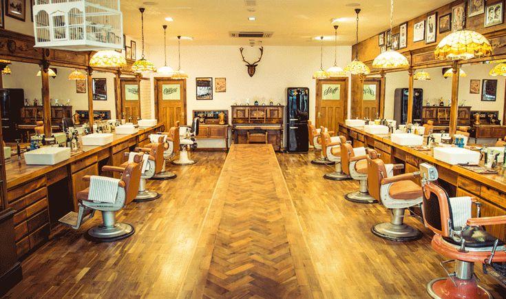 Takara Belmont Hairdressing Equipment for Male Grooming