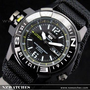 BUY Seiko Map Meter Nylon Strap 200m Diver Watch SKZ317J1 SKZ317 - Buy Watches Online | SEIKO NZ Watches