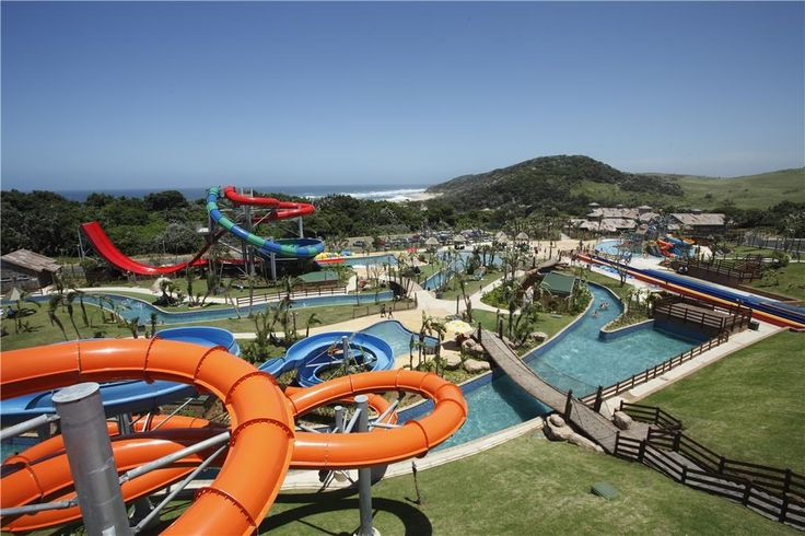 Wild Waves Water Park - Body Slides, Lazy River, Super Bowl ride, Boomerango Tube