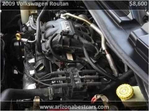2009 Volkswagen Routan Used Cars Phoenix AZ