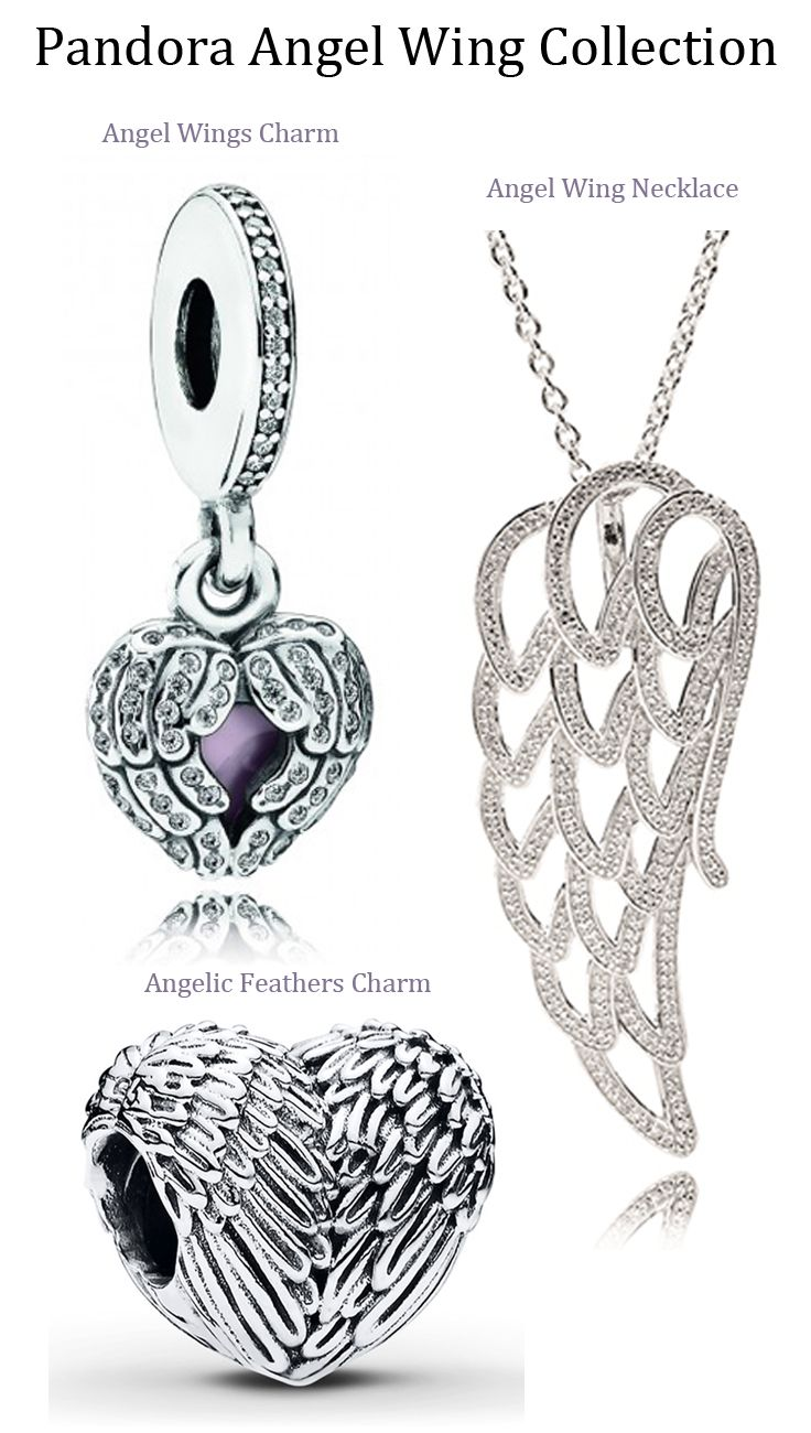 Pandora Angel Wings Collection