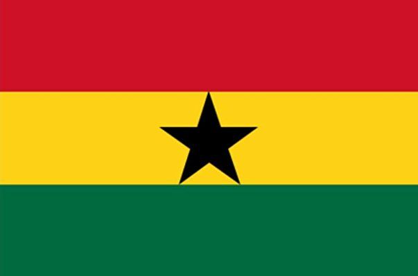 6 March Is Independence Day In Ghana Celebrates Independence From The United Kingdom In 1957 Ghana Was The First Black Lambang Negara Bendera Lukisan Wajah