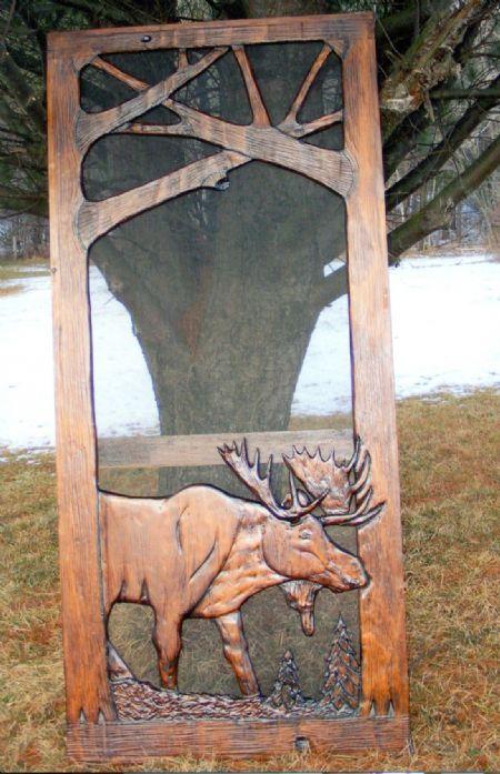 Adirondack Furniture by Adk Rustic Interiors Specializing in Log and Rustic Adirondack Furniture - Moose