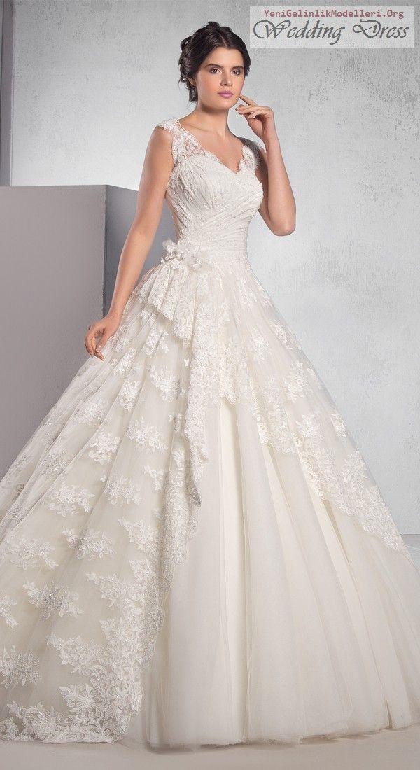 5ba3773f770bd 2019 prenses gelinlik modelleri, 2019 prenses gelinlik fiyatları, İğne  İplik Moda, 2019 Gelinlik modelleri