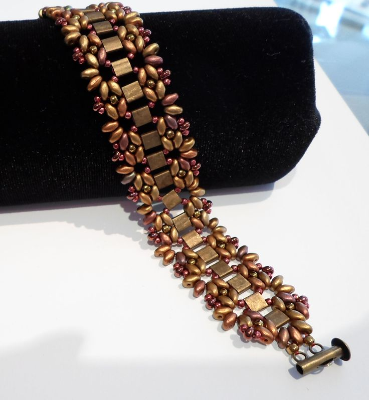 698 Best Images About Tila Beads On Pinterest Super Duo