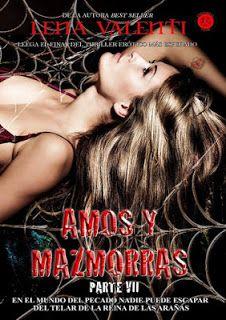 Leituras da Lu: Amos e Masmorras 7 - Ninguém escapará do tear da R...