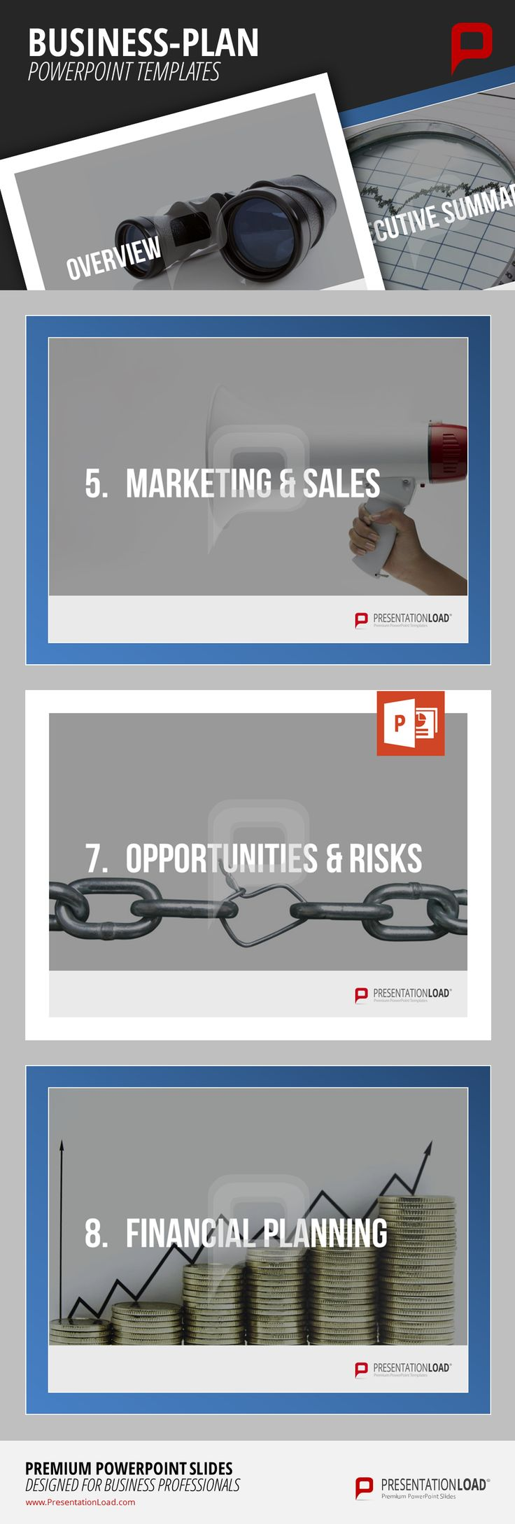 Benefit From Our Business Plan Powerpoint Templates A