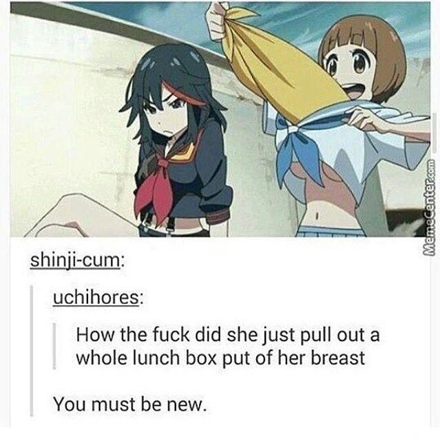 Kill la Kill || anime funny