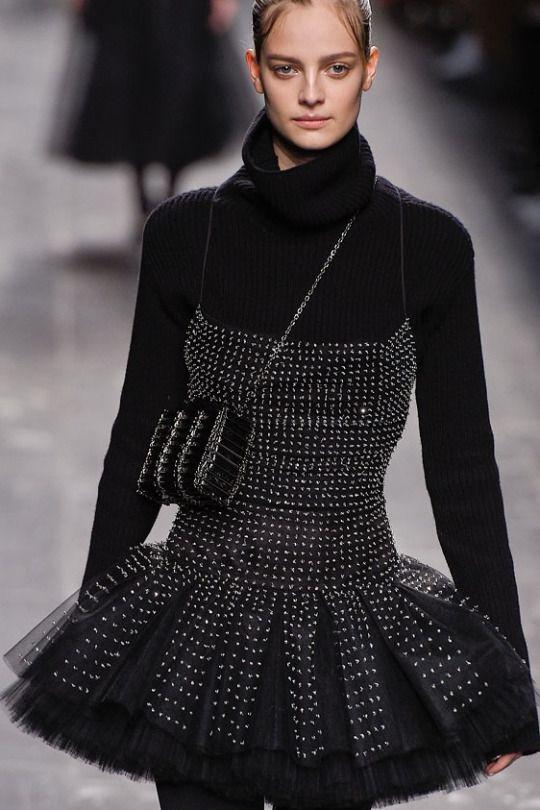 2024 besten Knitted fashion Bilder auf Pinterest | Modenschau ...
