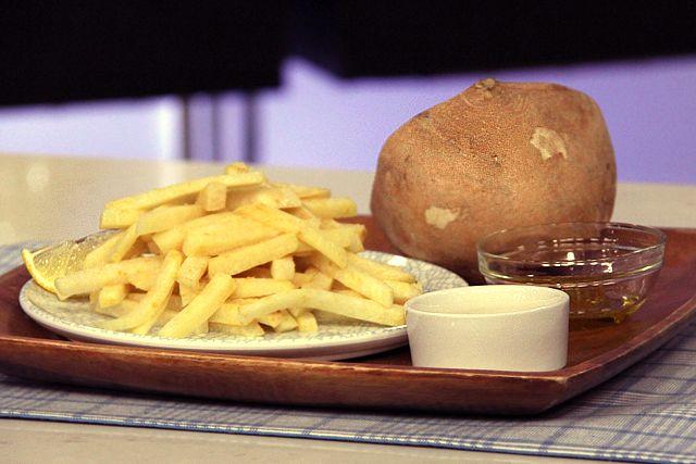 Jicama Fries via The Marilyn Denis Show   Health & Fitness   Foods that Blast Belly Fat