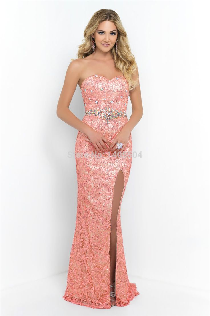 Mejores 231 imágenes de Prom Dresses en Pinterest | Vestidos de ...