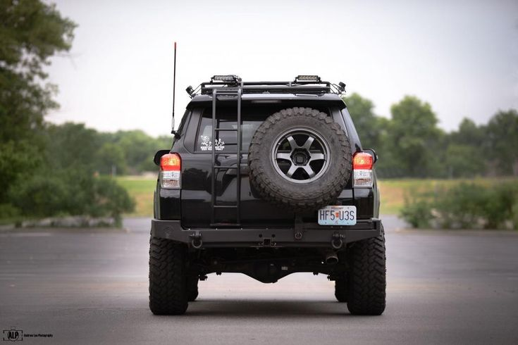 lets see them CB Antenna Mounts - Page 2 - Toyota 4Runner ...