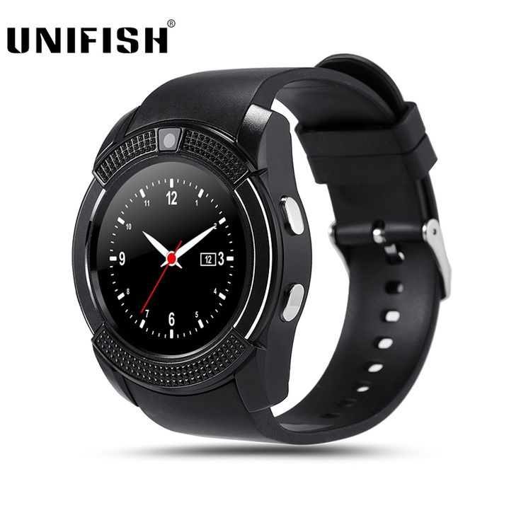 Find More Smart Watches Information about UniFish UV8 Smart Watch MTK6261D With Sim TF Card Slot Bluetooth Wristwatch TPU Band 1.22 inch 0.3MP for iPhone Android Phone ,High Quality watches ct,China watch popular Suppliers, Cheap watch cell phone unlocked from UNIFISH Store on Aliexpress.com