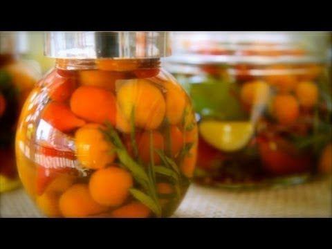 ▶ Vídeo Receita - Conserva de Pimentas - YouTube