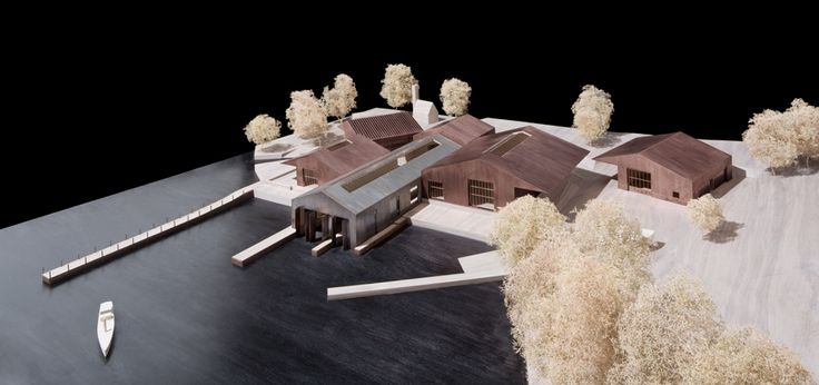 Windermere Steamboat Museum model