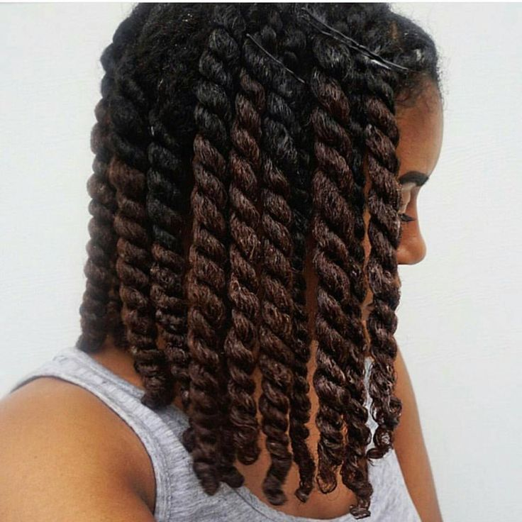 Can't wait for my twists to be that long