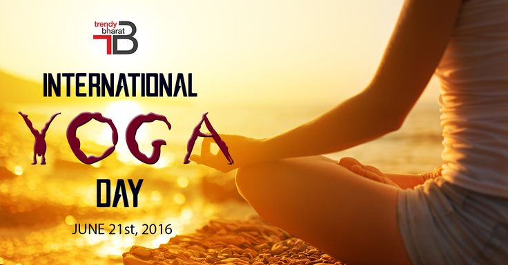 Ensure healthy mind and soul through Yoga..  #internationalyogaday #yogaday #yogaposes https://trendybharat.com/health-fitness/fitness/yoga