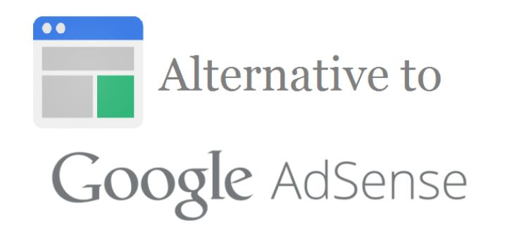 You want to monetize your blog or website but you don't want to use google adsense ?  Here are your best 8 options.