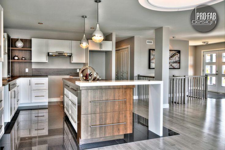 Pro-Fab | Constructeur de maisons modulaires, usinées, préfabriquées | Modèle Moretta