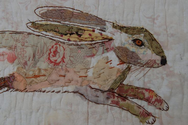 hare by Mandy Pattullo uk