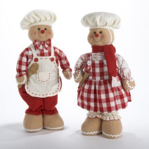 From the Gingerbread Kisses Collection Item #D0937 These festive g...