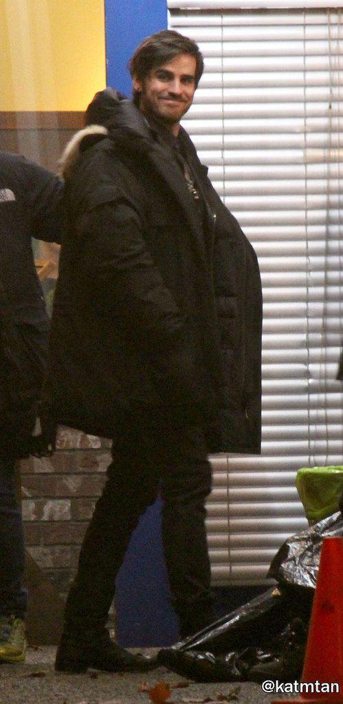 "Colin O'Donoghue - Behind the scenes - 5 * 20 ""Firebird"" - 23 February 2016"