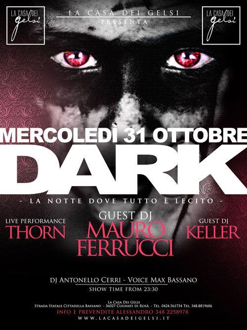 Festa di Halloween 2012 - Bassano del Grappa - Vicenza - Veneto