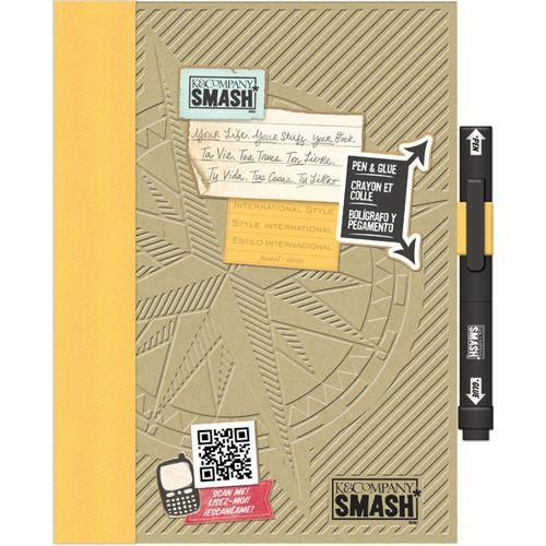 Dziennik Świat SMASH | Albumy \ Uniwersalne Albumy \ Scrapbookingowe Producenci \ KandCompany Albumy \ Dzienniki Smash