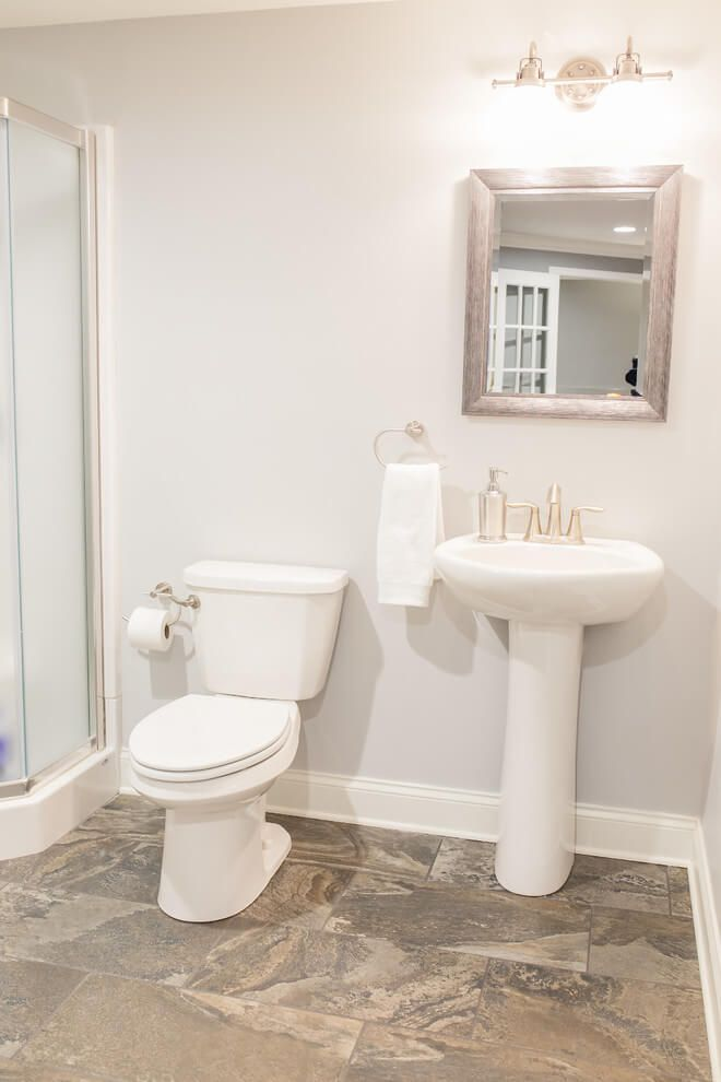 Basement Bathroom Ideas Just What Should You Take Into Consideration When Making Your Basement Bathroom Remodeling Basement Bathroom Design Basement Bathroom
