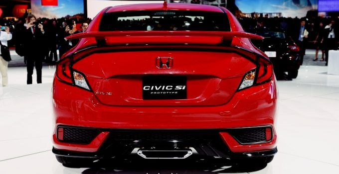 2020 Honda Civic Si Review Specs And Price Honda Civic Si Honda Civic Coupe Civic Coupe