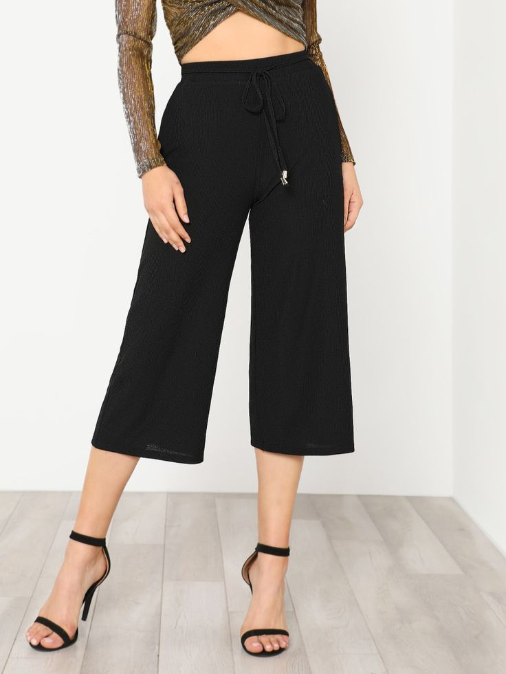 Shop Solid Palazzo Pants online. SheIn offers Solid Palazzo Pants & more to fit your fashionable needs.