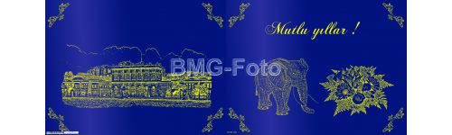 tebrik kartları yıldönümü - BMG-Foto-cards