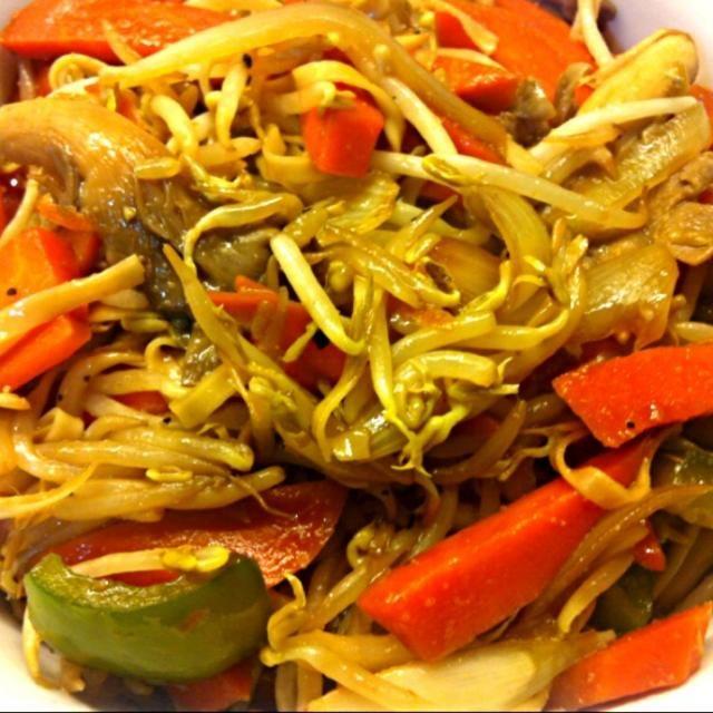 レシピとお料理がひらめくSnapDish - 6件のもぐもぐ - Vegetarian Chop Suey by Jorge Bernal Márquez