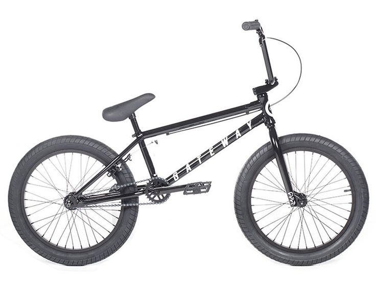 "Cult ""Gateway JR"" 2018 BMX Bike - Black 