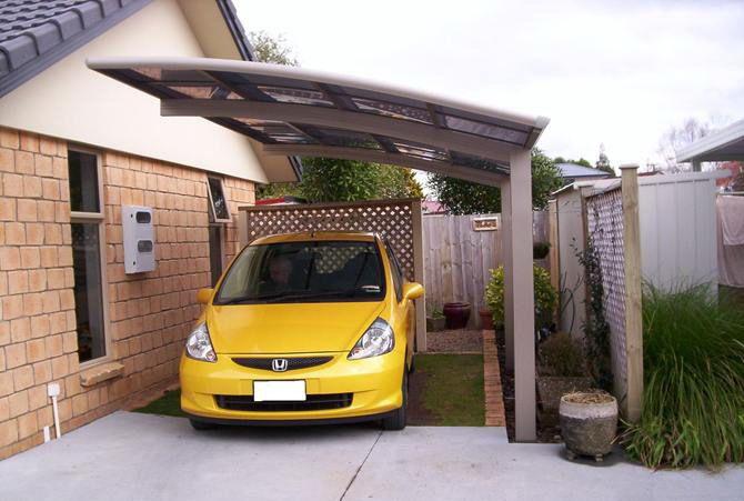portable metal carport