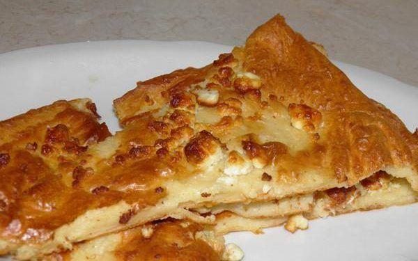 Γρήγορη ζυμαρόπιτα με γιαούρτι -idiva.gr