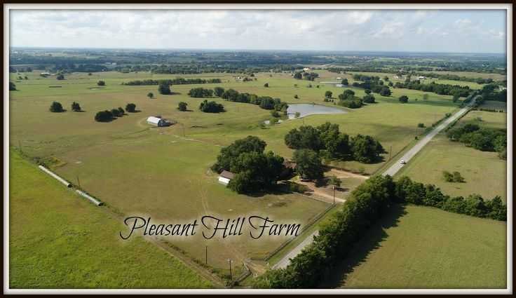 "Just Listed: Contact William ""Boo"" Christensen 979-277-8426 Pleasant Hill Farm ~ 51.05 Acres 351 Pleasant Hill School Road,  Brenham , Texas 77833 - Washington County  4241 Sq.Ft.  $1,100,000  4 beds 2 Bathrooms, 1 ½ Bathroom   https://rem.ax/2jblNYv Drone Flight:  https://rem.ax/2ja7lzV Listing Details:  https://rem.ax/2eTkxrz"