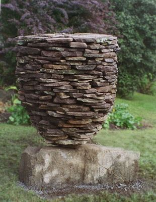 I found links to Thea Sunshine Alvin 's stone sculptures on Studio G . I really enjoy looking at well-designed outdoor spaces for design in...