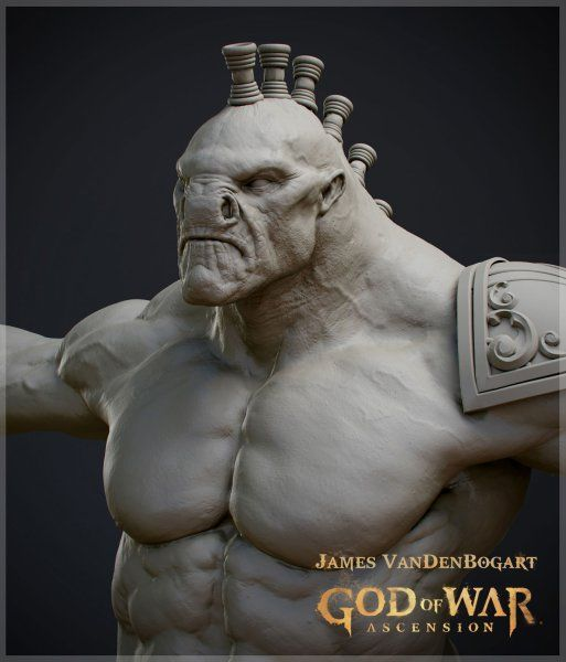 Have a look at this special Art of God of War selection including the art of Brian Wynia, Katon Callaway, Tyler Breon, Dustin Blattner, Jose Zavala, James