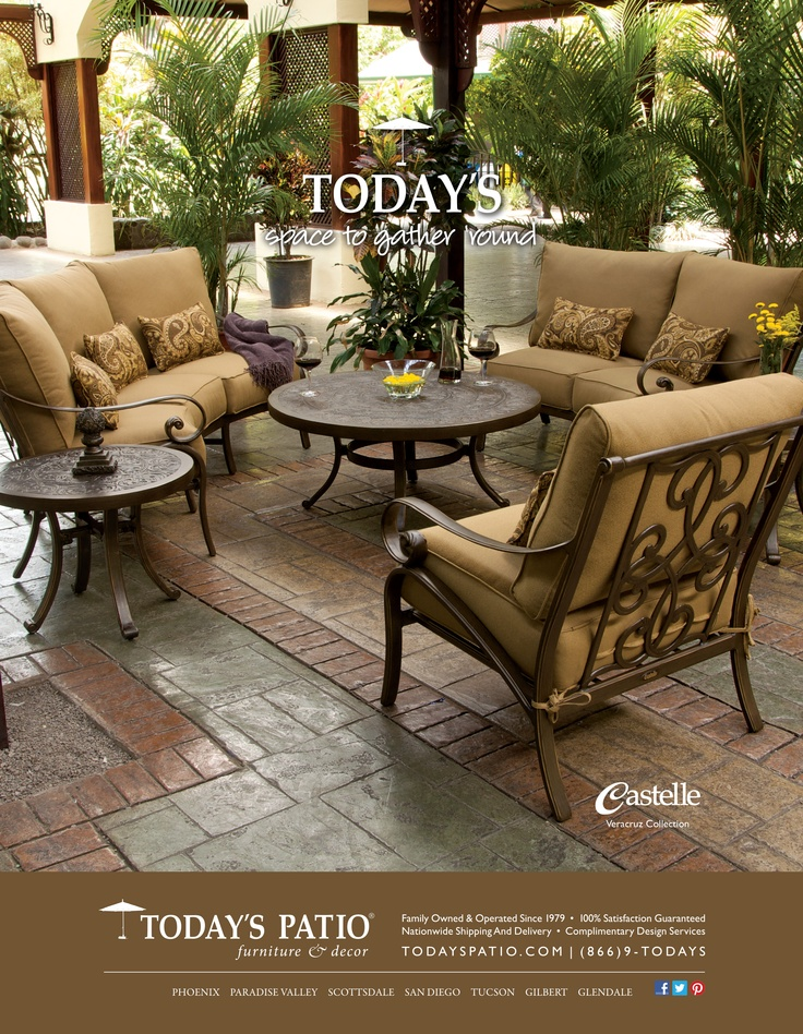 14 best Today s Patio In The Media images on Pinterest