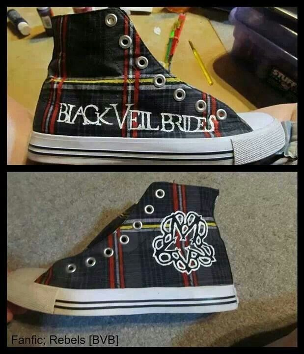 BVB, I would just die if I got these shoes ! I want them so much !!!