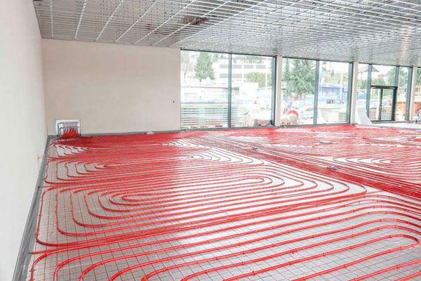 Mejores 24 im genes de suelo y techo radiante en pinterest suelos suelo radiante y intereses - Pavimento para suelo radiante ...