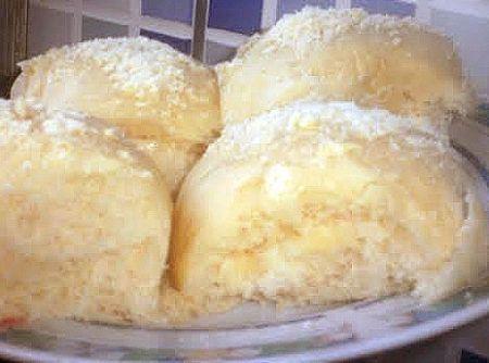 Pãozinho delícia da Bahia - Veja como fazer em: http://cybercook.com.br/receita-de-paozinho-delicia-da-bahia-r-14-45566.html?pinterest-rec