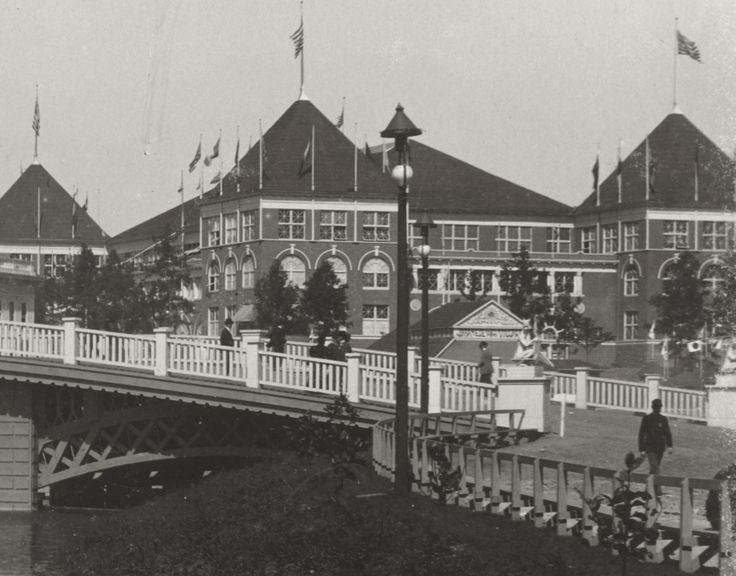 Atlanta's Piedmont Park -1895