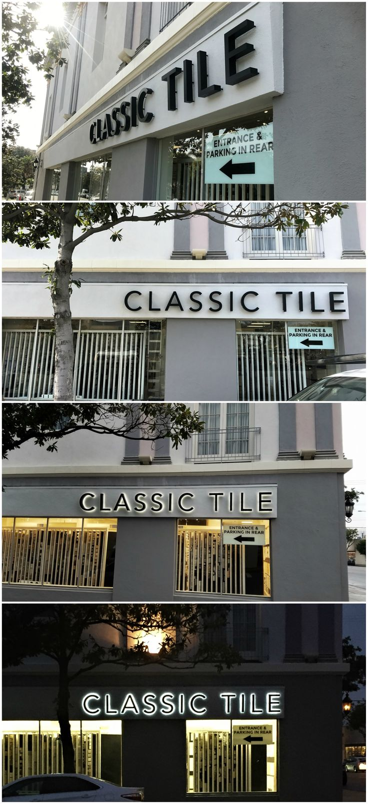 Illuminated channel letters look great all throughout the day and night.  #channelletters #signage #resource4signs