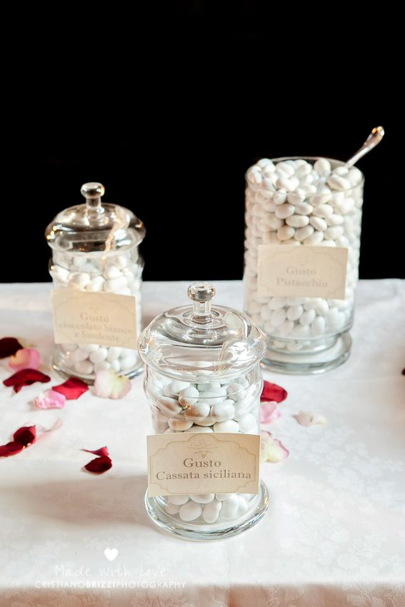 Sweet Table Wedding Villa Borromeo - San Casciano, Florence IT