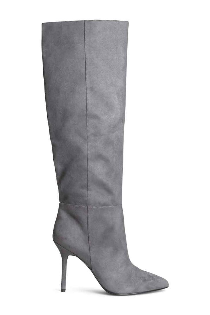 Stivali al ginocchio | H&M